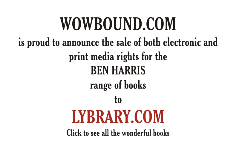see all Ben's books here at The Lybrary